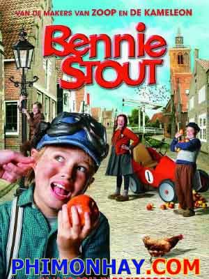Bennie Siêu Quậy Bennie Stout.Diễn Viên: Koen Dobbelaer,Hanna Verboom And Marijn Bekkenk