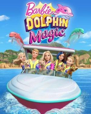 Cá Heo Kỳ Diệu - Barbie: Dolphin Magic