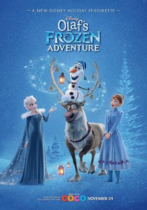 Chuyến Phiêu Lưu Của Olaf - Olafs Frozen Adventure