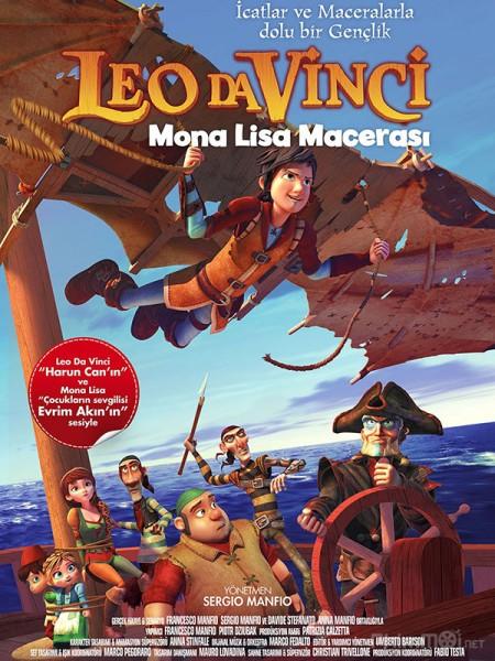 Truy Tìm Kho Báu - Leo Da Vinci: Mission Mona Lisa