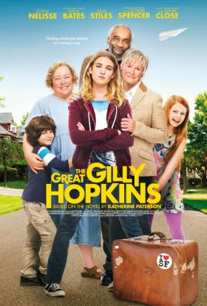 Cô Nàng Lém Lỉnh The Great Gilly Hopkins.Diễn Viên: Kathy Bates,Sophie Nélisse,Glenn Close