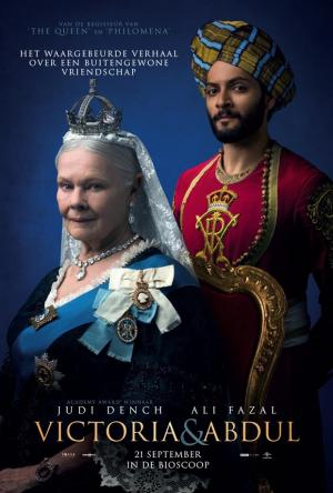 Nữ Hoàng Và Tri Kỷ Victoria And Abdul.Diễn Viên: Judi Dench,Michael Gambon,Olivia Williams,Ali Fazal