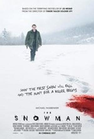 Người Tuyết The Snowman.Diễn Viên: Charlotte Gainsbourg,Rebecca Furguson,Michael Fassebender,Val Kilmer