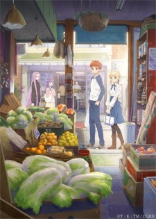Emiya-San Chi No Kyou No Gohan Todays Menu For Emiya Family