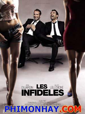 Dân Chơi Đẳng Cấp The Players.Diễn Viên: Jean Dujardin,Gilles Lellouche And Lionel Abelanski