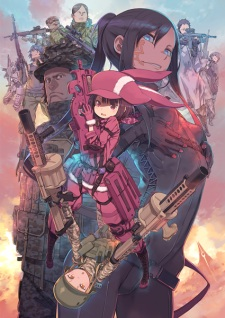 Sword Art Online Alternative Sao Alternative Gun Gale Online