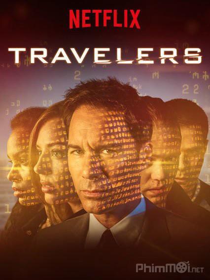 Kẻ Du Hành Phần 2 - Travelers Season 2