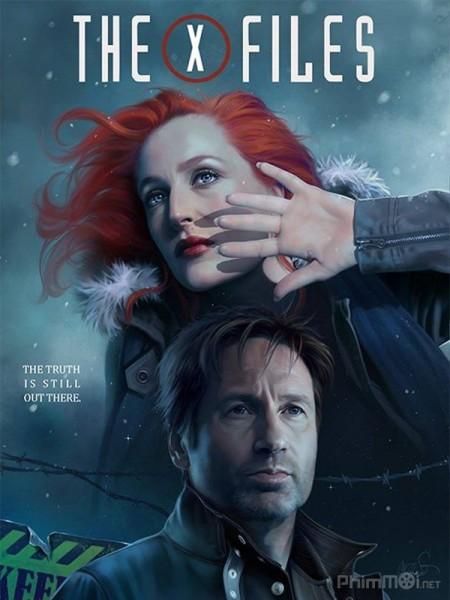 Hồ Sơ Tuyệt Mật Phần 11 The X-Files Season 11.Diễn Viên: Peter Capaldi,David Tennant,Matt Smith