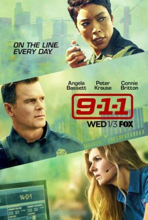 Cuộc Gọi Khẩn Cấp 911 9-1-1 First Season.Diễn Viên: Connie Britton,Angela Bassett,Gavin Stenhouse