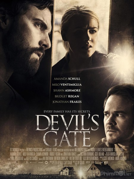 Cổng Địa Ngục - Devils Gate