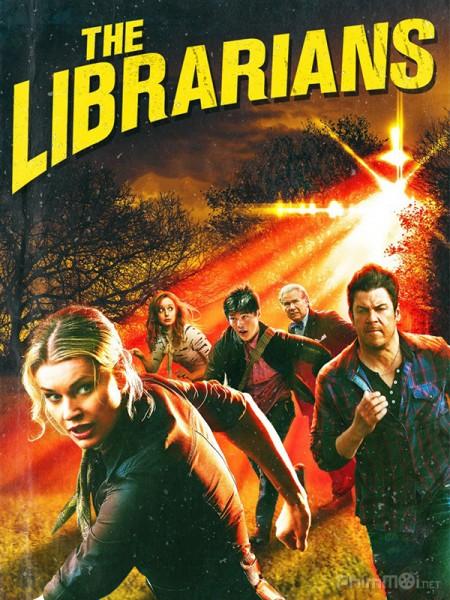 Hội Thủ Thư Phần 4 - The Librarians Season 4