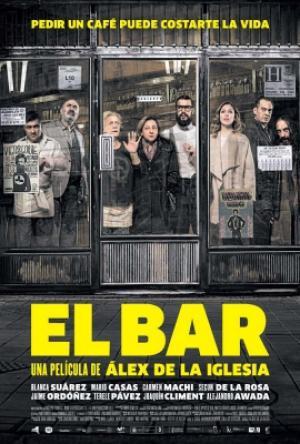 Viên Đạn Bí Ẩn The Bar.Diễn Viên: Mario Casas,Blanca Suárez,Carmen Machi,Jaime Ordóñez