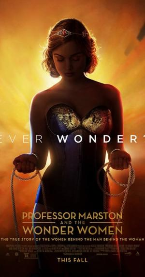 Sự Hình Thành Wonder Woman Professor Marston And The Wonder Women.Diễn Viên: Luke Evans,Connie Britton,Rebecca Hall,Bella Heathcote,Monica Giordano