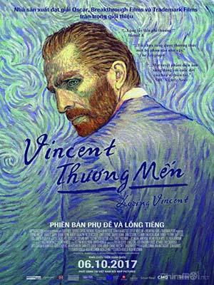 Vincent Thương Mến - Loving Vincent Việt Sub (2017)