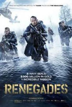Đột Kích Hồ Giấu Vàng Renegades.Diễn Viên: Ewen Bremner,Slavko Sobin,Petra Vukelic