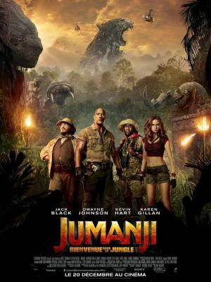 Trò Chơi Kỳ Ảo - Jumanji: Welcome To The Jungle
