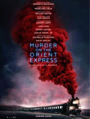 Án Mạng Trên Chuyến Tàu Tốc Hành Phương Đông Murder On The Orient Express.Diễn Viên: Johnny Depp,Michelle Pfeiffer,Josh Gad,Lucy Boynton,Kenneth Branagh