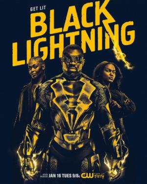 Tia Chớp Đen Black Lightning.Diễn Viên: William Catlett,Gregg Henry,Cress Williams