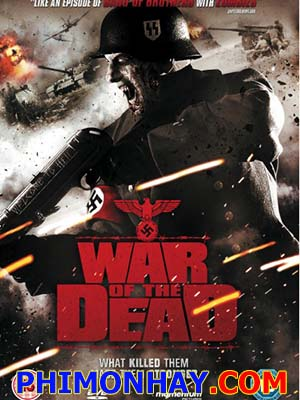 Cuộc Chiến Sinh Tử - War Of The Dead: Stones War Việt Sub (2011)
