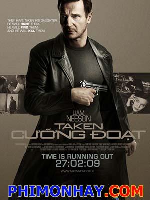 Giải Cứu Con Gái Cưởng Đoạt: Taken.Diễn Viên: Liam Neeson,Famke Janssen And Maggie Grace