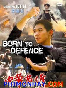 Bản Năng Tự Vệ Born To Defense.Diễn Viên: Lý Liên Kiệt,Kurt Roland Petersen,Paulo Tocha