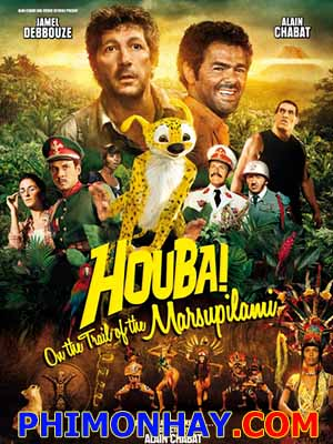 Theo Dấu Marsupilami Houba! On The Trail Of The Marsupilami.Diễn Viên: Jamel Debbouze,Alain Chabat And Fred Testot