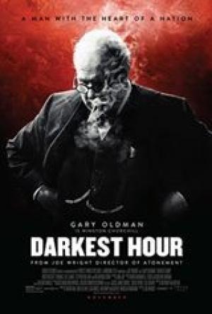 Giờ Đen Tối Darkest Hour.Diễn Viên: Gary Oldman,Lily James,Joe Wright