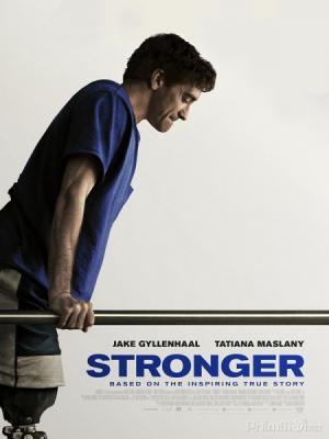 Vượt Lên Số Phận Stronger.Diễn Viên: Jake Gyllenhaal,Miranda Richardson,Tatiana Maslany