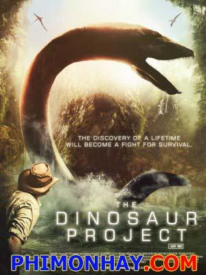 Thám Hiểm Vùng Đất Lạ The Dinosaur Project.Diễn Viên: Natasha Loring,Matt Kane And Richard Dillane