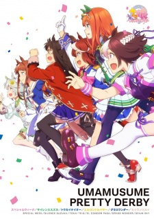 Uma Musume - Pretty Derby (Tv)