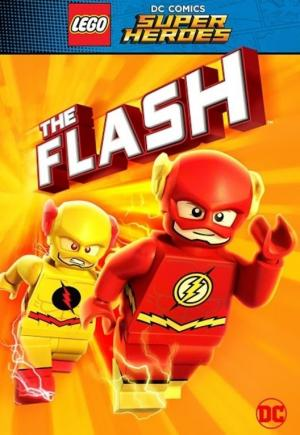 Liên Minh Công Lý Lego: Câu Chuyện Của Flash Lego Dc Comics Super Heroes: The Flash.Diễn Viên: James Arnold Taylor,Kevin Michael Richardson,Kate Micucci