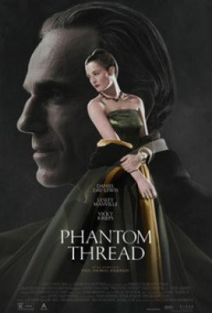 Bóng Ma Sợi Chỉ Phantom Thread.Diễn Viên: Daniel Day,Lewis,Lesley Manville,Camilla Rutherford