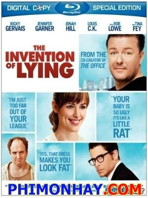 Phát Minh Ra Nói Dối The Invention Of Lying.Diễn Viên: Ricky Gervais,Jennifer Garner,Jonah Hill