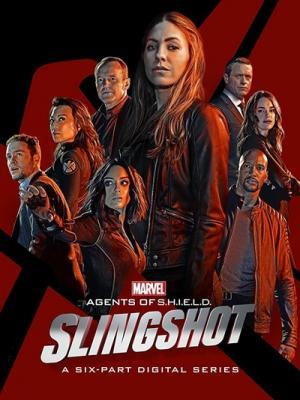 Đội Đặc Nhiệm Shield - Agents Of S.h.i.e.l.d.: Slingshot