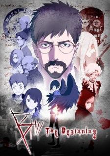 Anime B - The Beginning Việt Sub (2018)