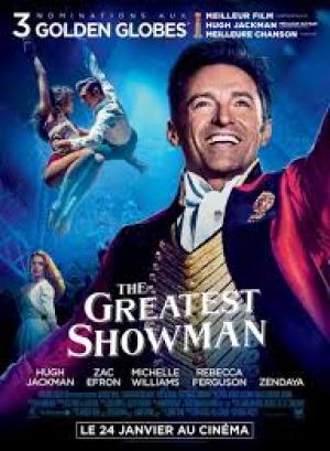 Bậc Thầy Của Những Ước Mơ The Greatest Showman.Diễn Viên: Zac Efron,Zendaya,Jenny Lind