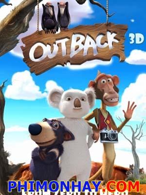 Lạc Trong Rừng Sâu Outback.Diễn Viên: Charlie Bewley,Lielle Tova Blinkoff,Alan Cumming