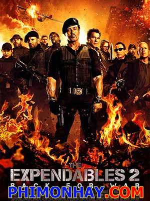 Biệt Đội Đánh Thuê 2 Expendables 2.Diễn Viên: Sylvester Stallone,Liam Hemsworth And Randy Couture