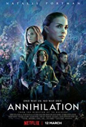 Vùng Hủy Diệt Annihilation.Diễn Viên: Oscar Isaac,Natalie Portman,David Gyasi,John Schwab,Sonoya Mizuno