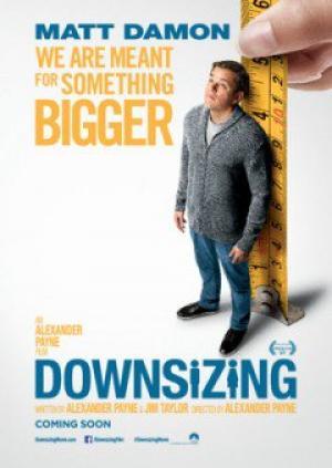Thu Nhỏ Downsizing.Diễn Viên: Matt Damon,Christoph Waltz,Hong Chau