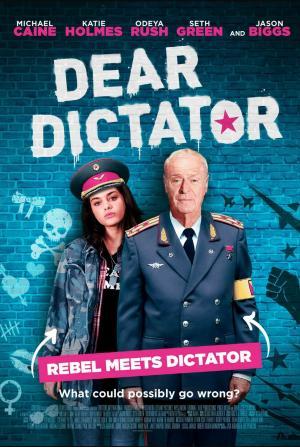 Nhà Độc Tài Dear Dictator.Diễn Viên: Aaron Johnson,Nicolas Cage,Chloë Grace Moretz