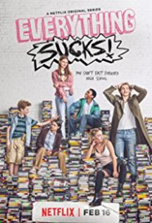 Đời Nhàm Chán Everything Sucks!.Diễn Viên: Peyton Kennedy,Jahi Diallo Winston