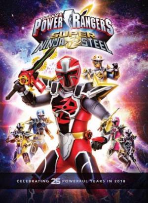Siêu Nhân Ninja 2 Power Rangers: Super Ninja Steel Season 2.Diễn Viên: William Shewfelt,Nico Greetham,Zoe Robins