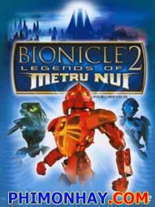 Chiến Binh Bionicle 2 - Bionicle 2: Legends Of Metru Nui