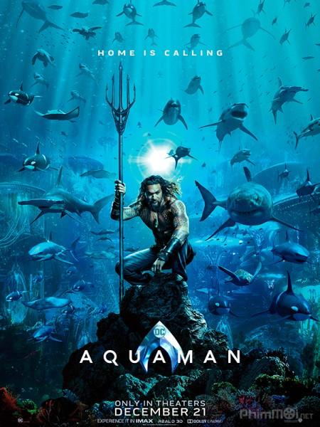 Đế Vương Atlantis Aquaman.Diễn Viên: Oscar Isaac,Natalie Portman,David Gyasi,John Schwab,Sonoya Mizuno