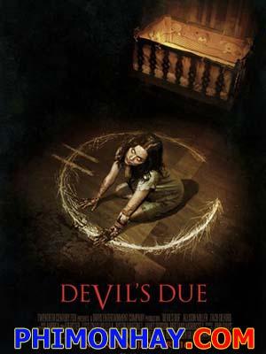 Con Quỷ Devils Due.Diễn Viên: Matt Bettinelli,Olpin,Tyler Gillet