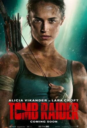 Bí Mật Ngôi Mộ Cổ: Huyền Thoại Bắt Đầu - Tomb Raider