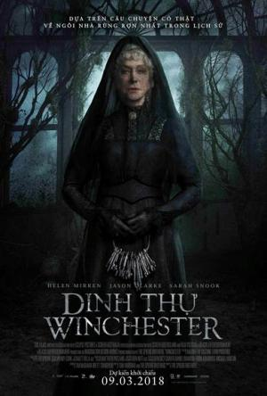 Dinh Thự Winchester - Winchester
