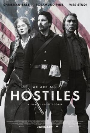 Kẻ Thù Địch - Hostiles Thuyết Minh (2018)