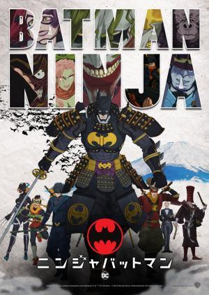 Người Dơi Ninja Batman Ninja.Diễn Viên: Rie Kugimiya,Wataru Takagi,Kôichi Yamadera,Ai Kakuma